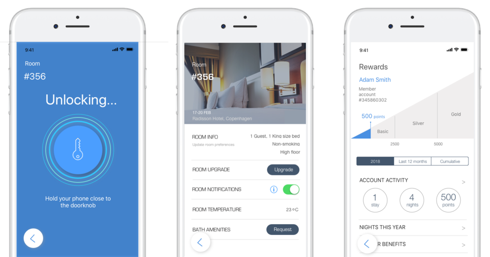 The ultimate hotel app - With a brand new way to engage with your guests, you can offer much more…