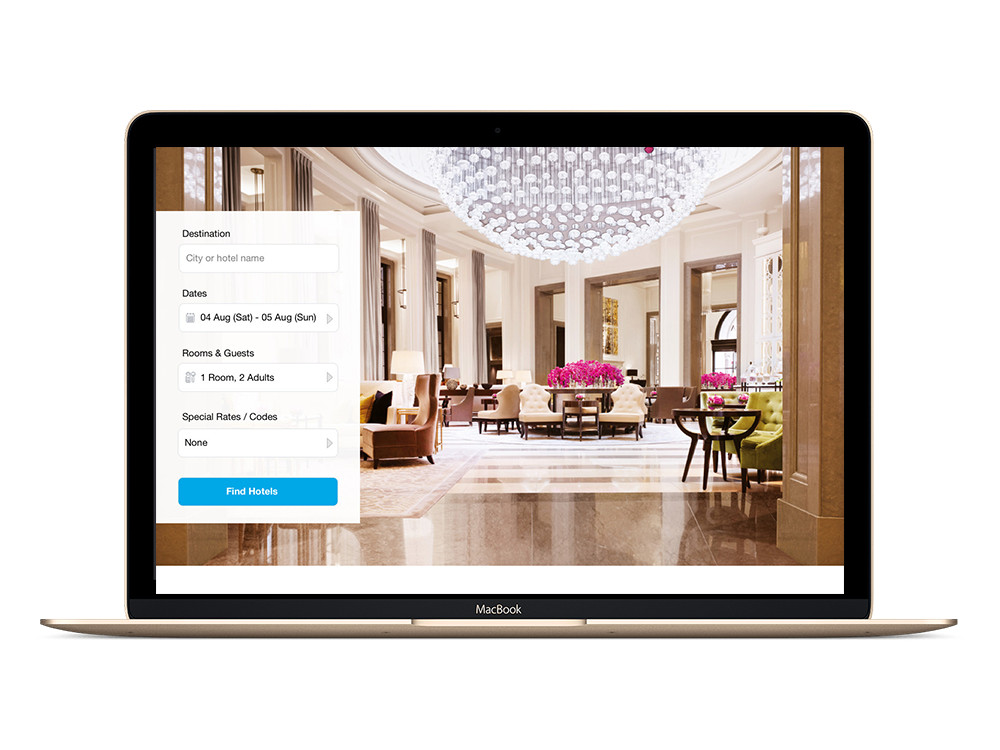 Hotel booking engine - Manage direct bookings on your mobile and web channels, and own the customer relationship…