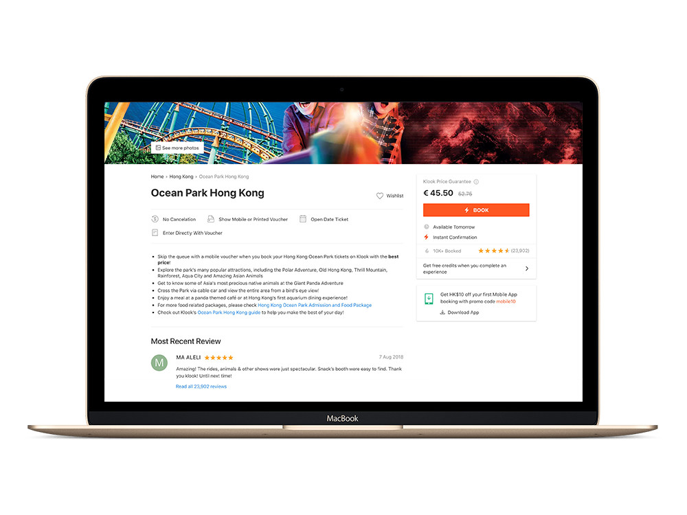 Multi-purpose booking platform - Boost your business with a scalable booking site