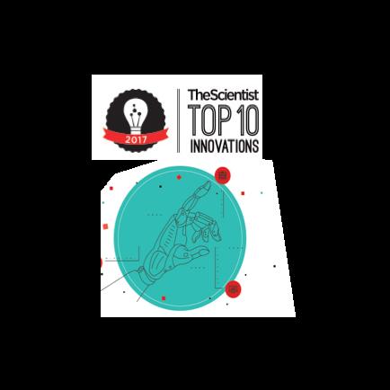 The Scientist's 2017 Top Ten Innovations - Intabio's #4 - Dec 1, 2017