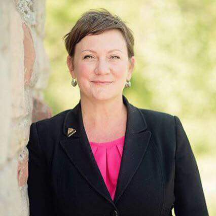 """Amy Brendmoen   St. Paul City Council President   """"In strong DFL areas, we can (and should) be actively and purposefully encouraging and electing new leaders like Angela Conley who will bring fresh perspectives and new ideas to county leadership."""""""
