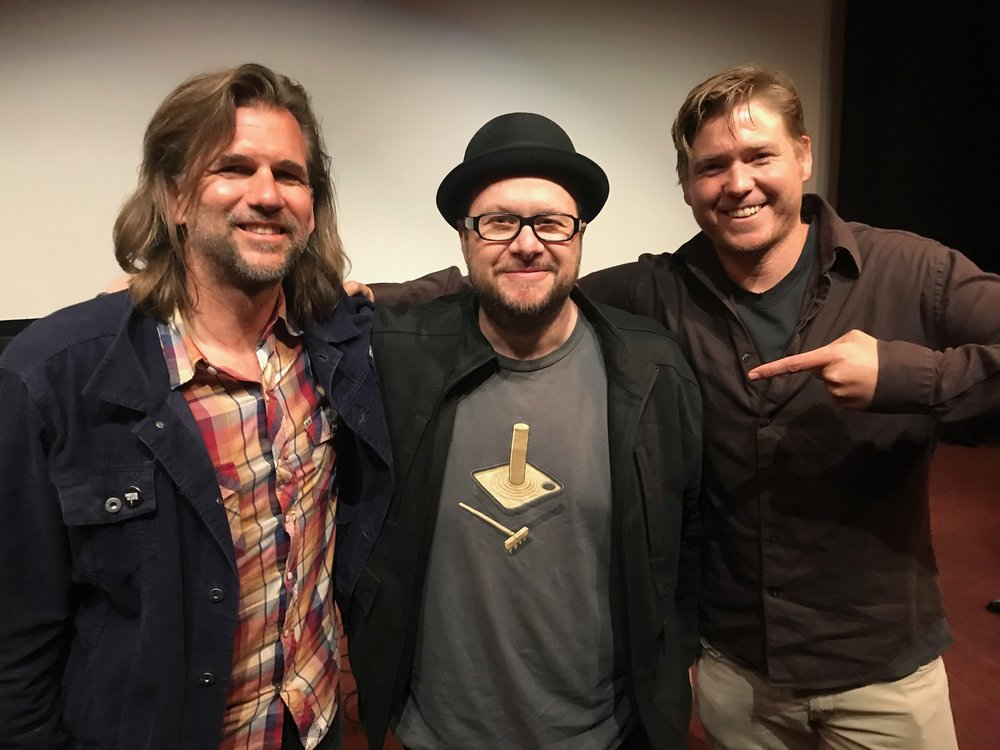 Pat McGee and Adam Linkenhelt with Jeff Goldsmith (THE Q&A)