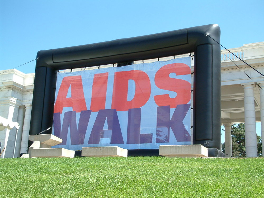 Aidswalk billboard.JPG