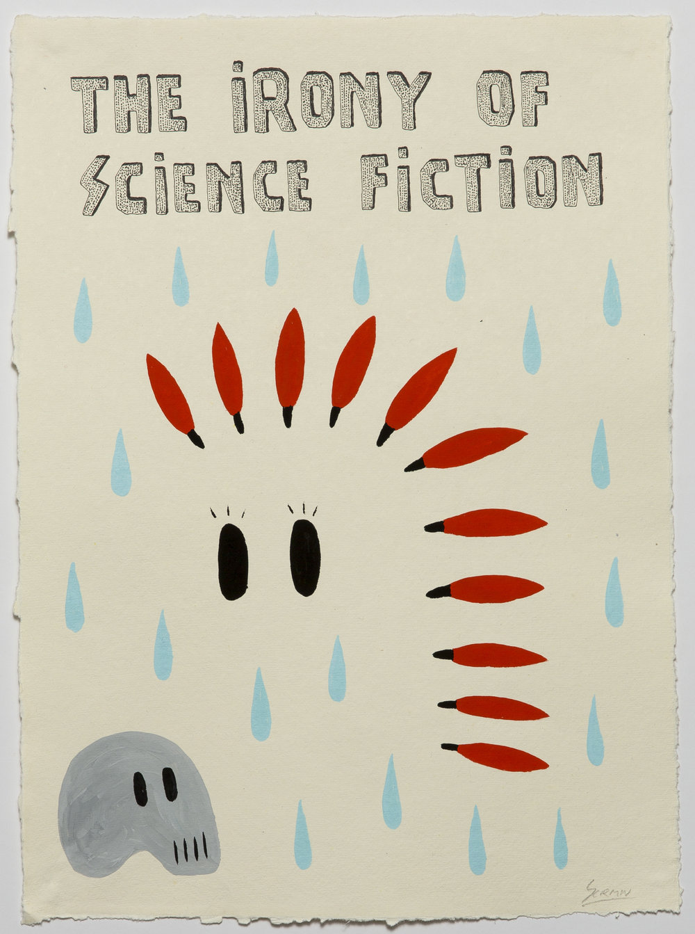 The Irony of Science Fiction