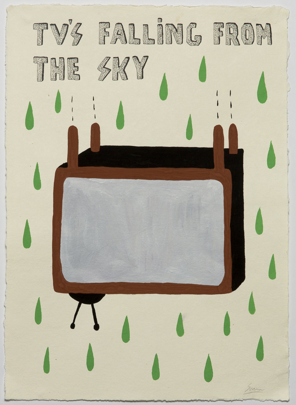 TV's Falling From The Sky