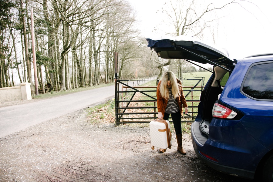 Road Tripping With IT Luggage Through Ireland- Kandis Marino Photography©