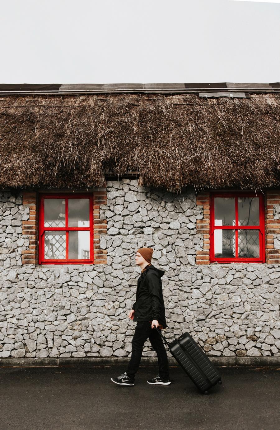 #TravelAWAY In Ireland // AWAY Luggage - Kandis Marino Photography© - Lifestyle Travel Photographer