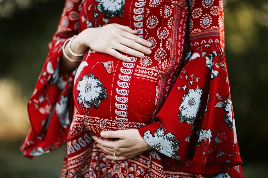 The Schaefers // Maternity Session- Kandis Marino Photography©