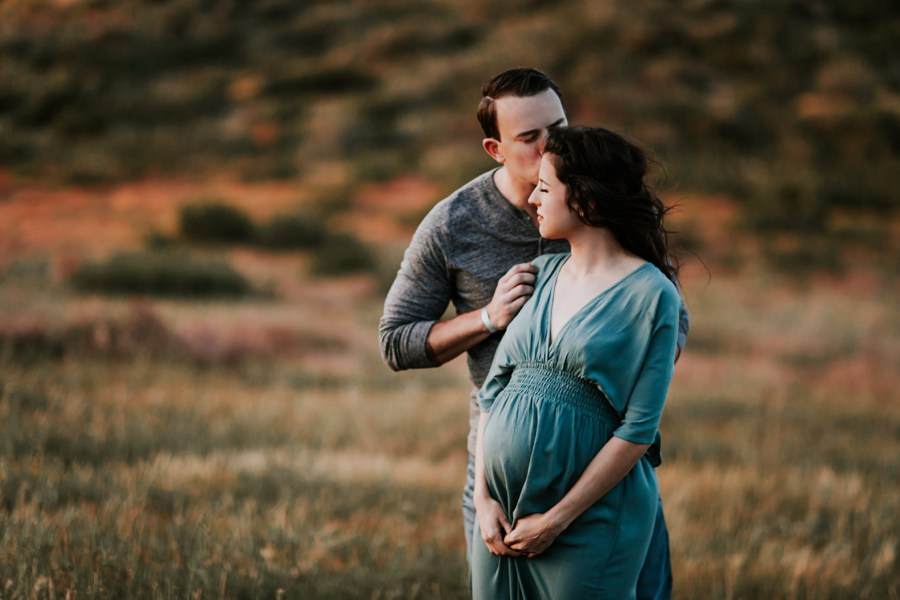 Kris + Allison // Lifestyle Maternity Session - Kandis Marino Photography©