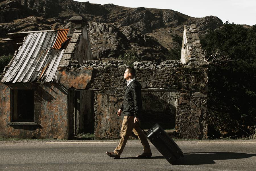 AWAY SUITCASES // #TRAVELAWAY IN IRELAND