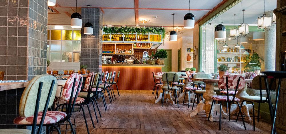 grupo le cocó  · madrid · restaurantes imprescindibles con una atmósfera acogedora
