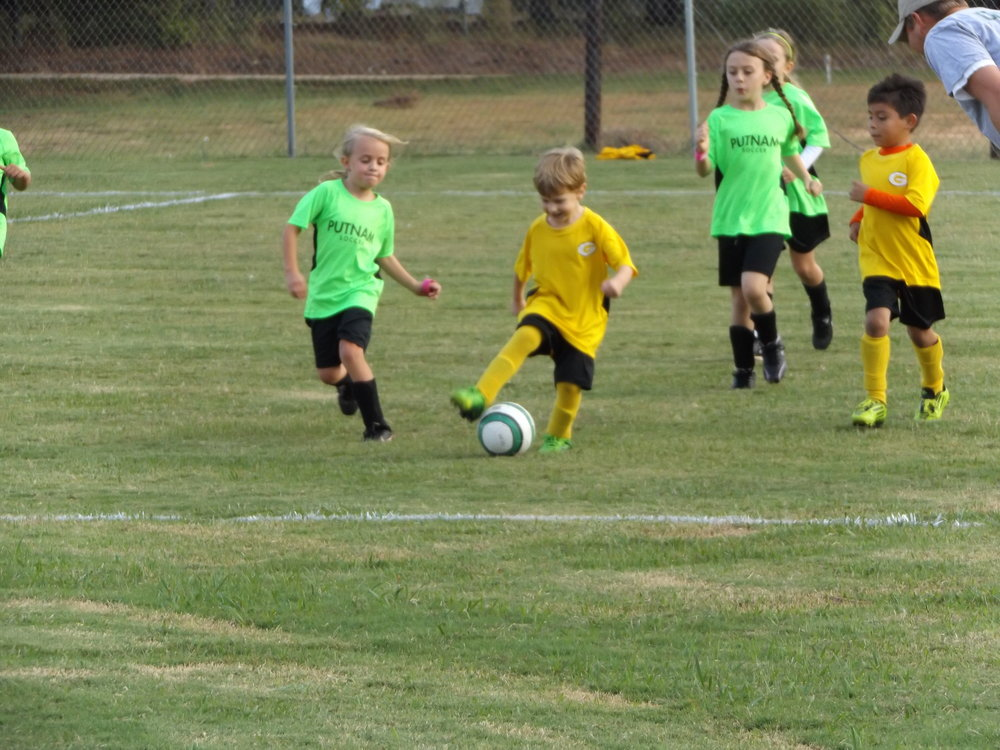 Putnam Impact Soccer Club Summer Camp
