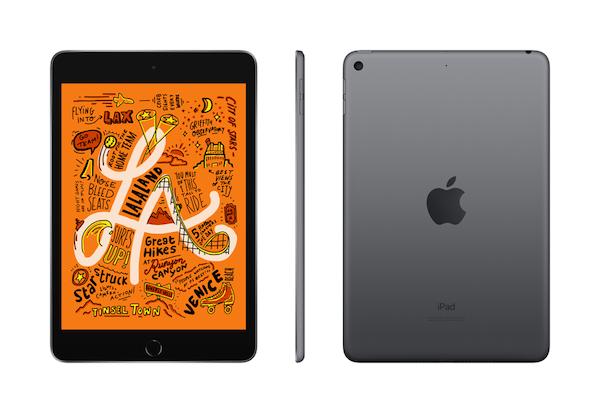 All New iPad Mini in Space Gray