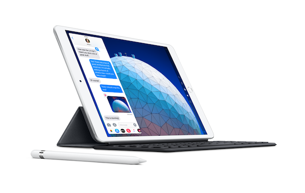 All New 10.5-inch iPad Air gets an impressive spec boost along with Apple Smart Keyboard support
