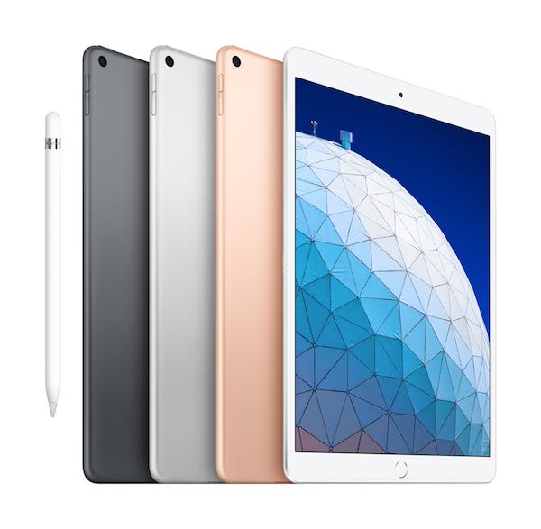All new 10.5-inch iPad Air