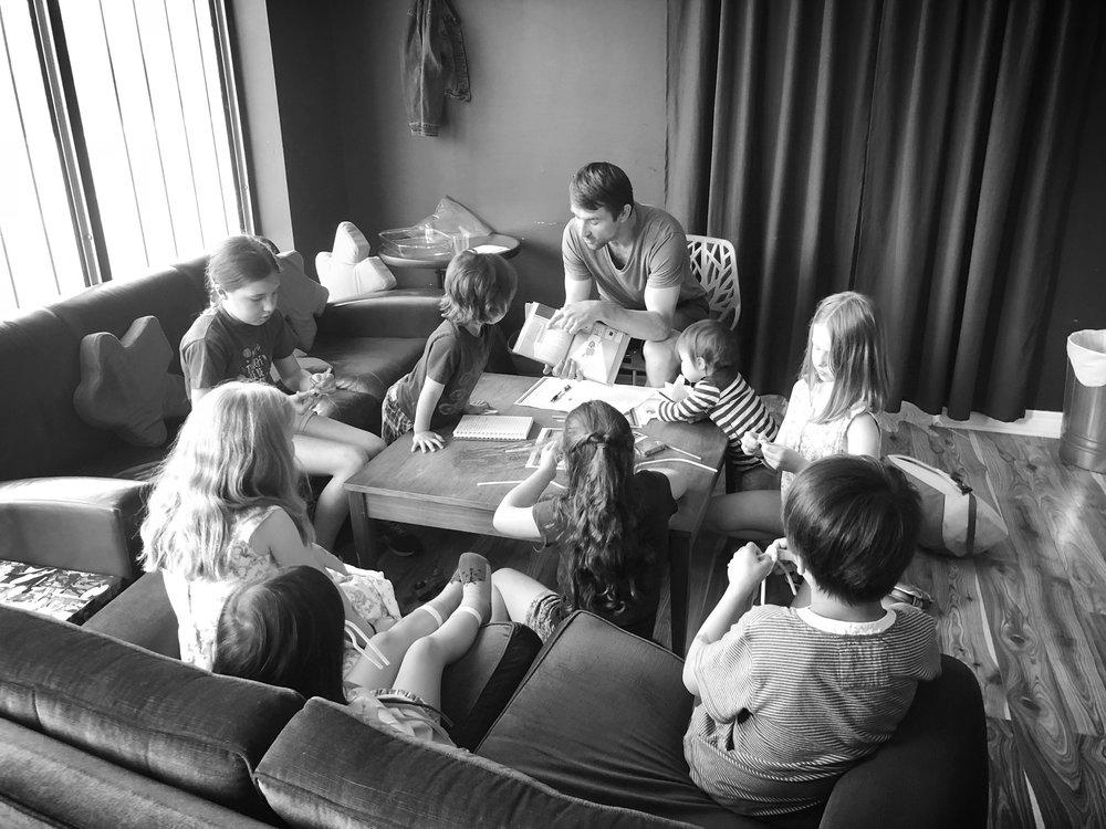 KIDS IN WORSHIP -