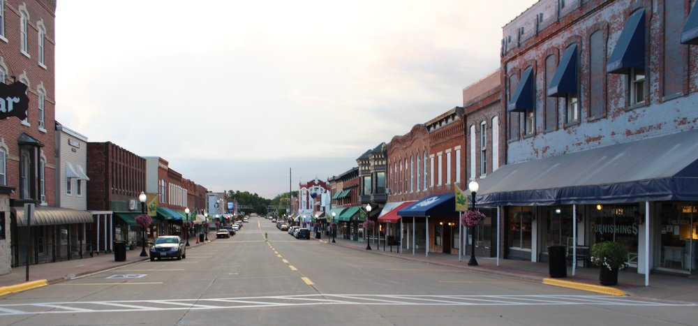 Downtown Geneseo - State Street