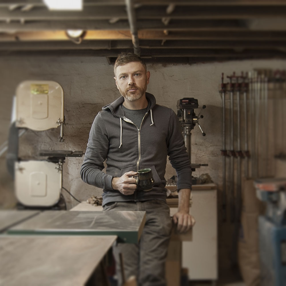 Dan Shannon - Woodworking