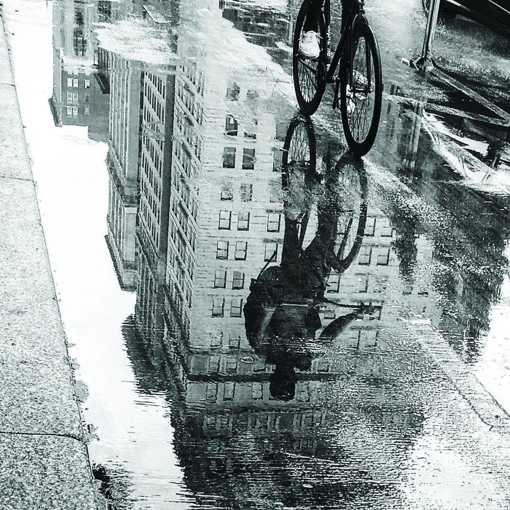 Louis Constant Duit, PARK AVENUE RAIN