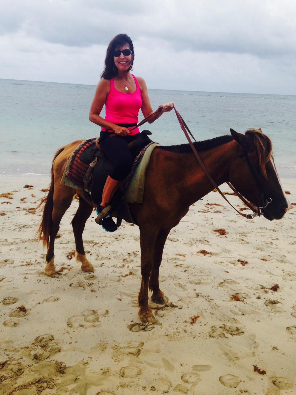 Jeri Donovan, Well Traveled at Zoetry Aqua Punta Cana
