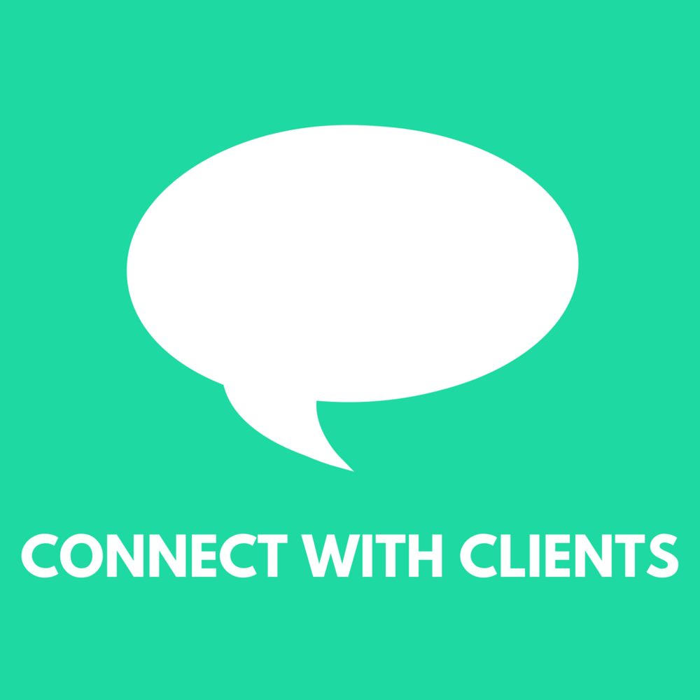 Recovree - Connect with Clients