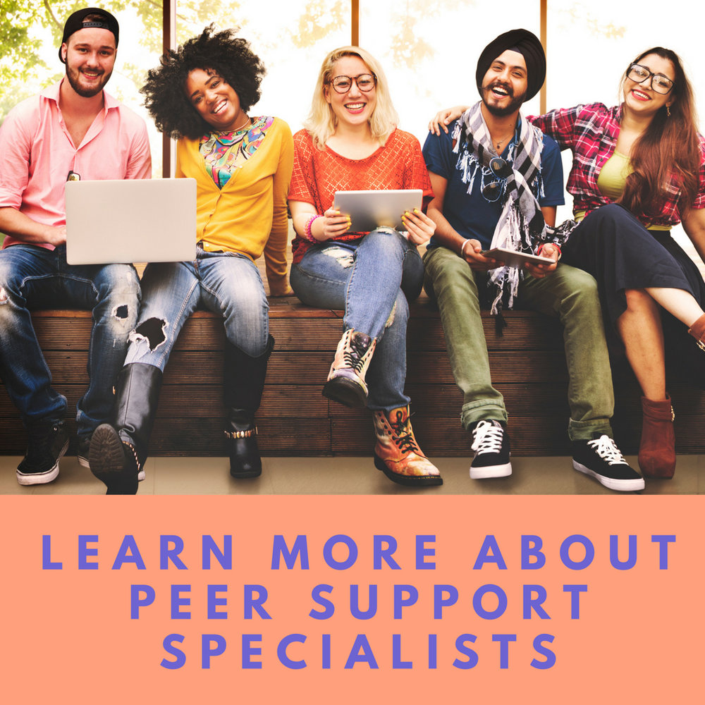 What is a Peer Support Specialist