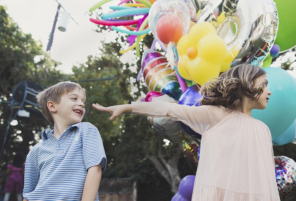 Madeleine's 8th Birthday - A Puzzles & Mystery Party, Santa Monica