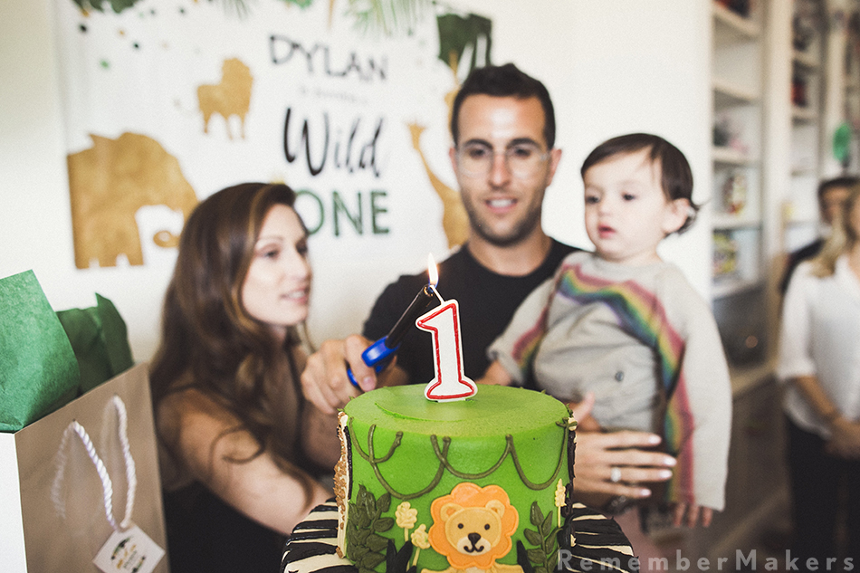 first birthday party photography au fudge camp los angeles