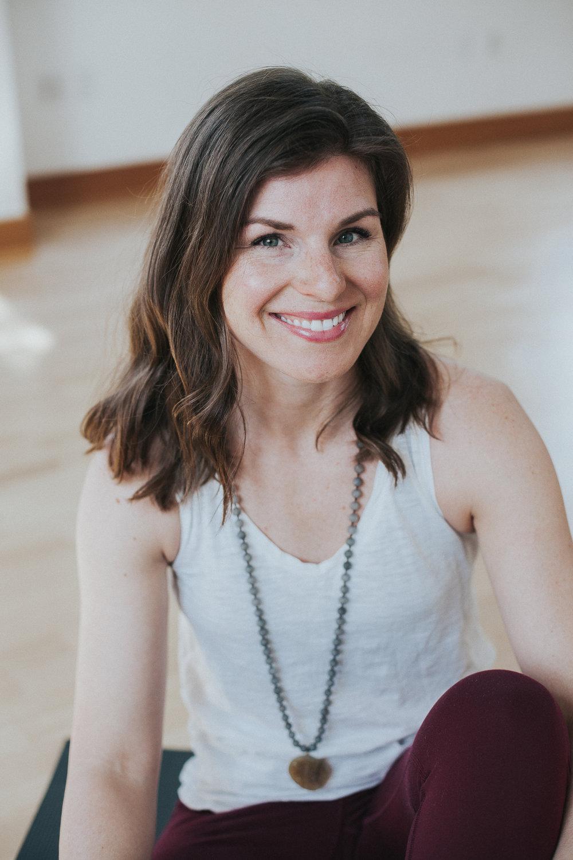Yoga Teacher Bainbridge Island Seattle