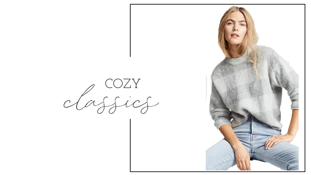 One of my favorite designers for everday staples you'll treasure every year.  Cozy sweaters, quality materials and timeless styles!