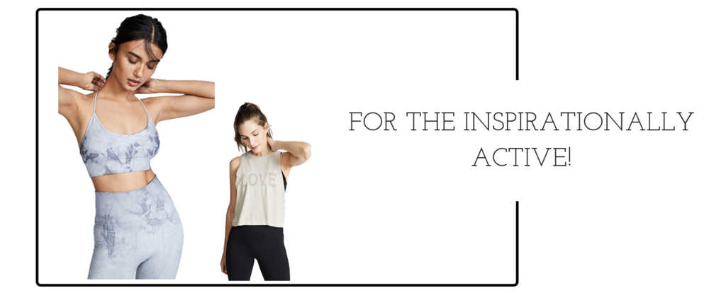 - Active and athleisure wear that everyBODY will love!