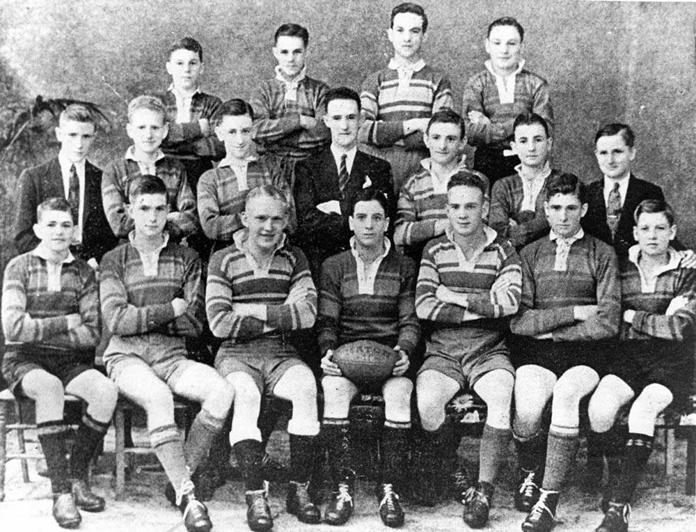 1934 TSHS Football Team
