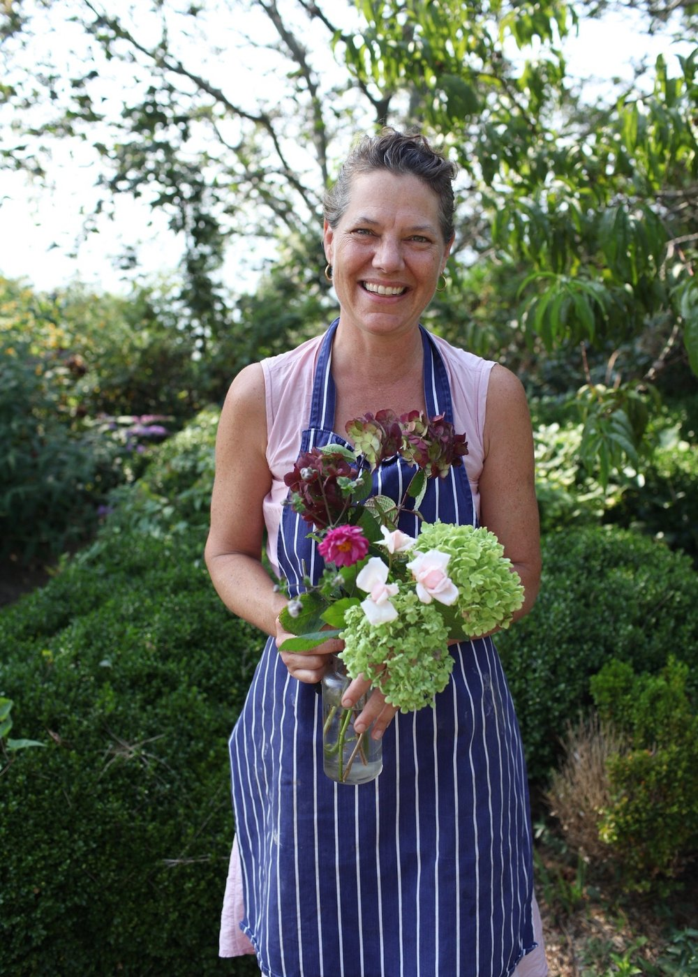Nan Doyle, chef-instructor, cook and travel guide