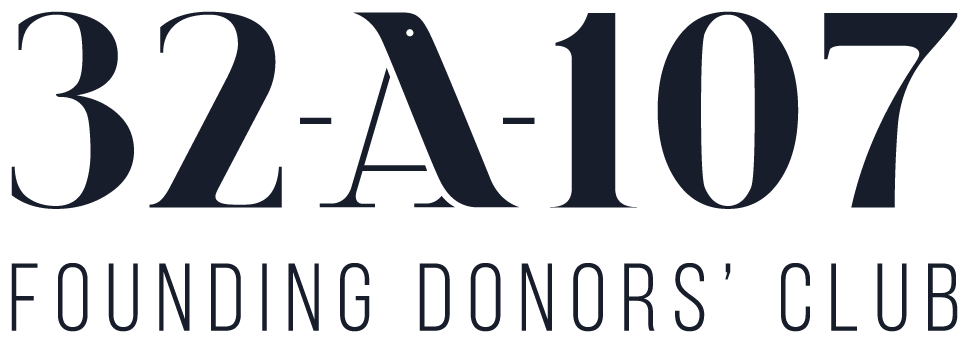 32/107 Founding Donors' Club