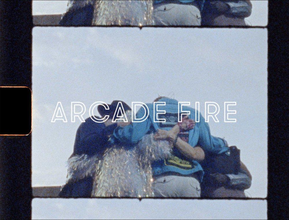 Arcade Fire / Film / Coming Soon
