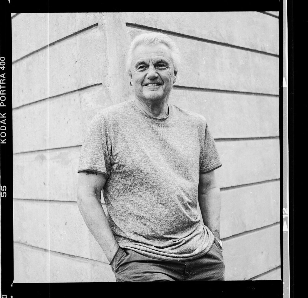 John Irving / Photography / Editorial