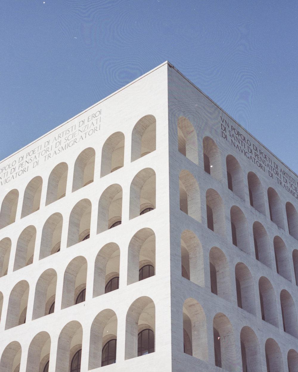 Fendi: Global Headquarters, Rome / Photography