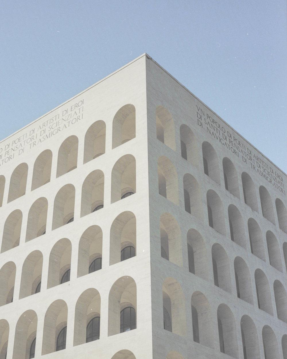Fendi, Rome / Photography