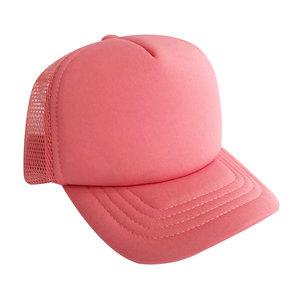 PINK TRUCKER HAT — KEIKI CAPS edf5a6b83c2