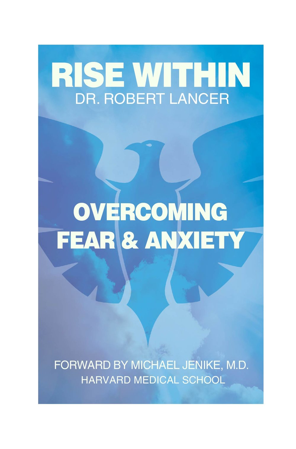 Rise withinOvercoming Fear & Anxiety - Over the years in my battle over anxiety, fear, and depression, I have learned a lot not only about myself, but also volumes on anxiety and fear. I came to the understanding that in life we all have internal struggles. However, the major key difference is that they occur at varying degrees. Anxiety is one of the eight basic emotions we all feel. At some level, anxiety is an everyday occurrence for us all. The anxious mind causes for shifts in thinking (negative to positive) and knocks the motivation out of people to take chances. A state of mental paralysis can occur transforming the simplest of tasks into the realm of virtually impossible. This book helps readers understand that they are not alone in their suffering and that help is available.