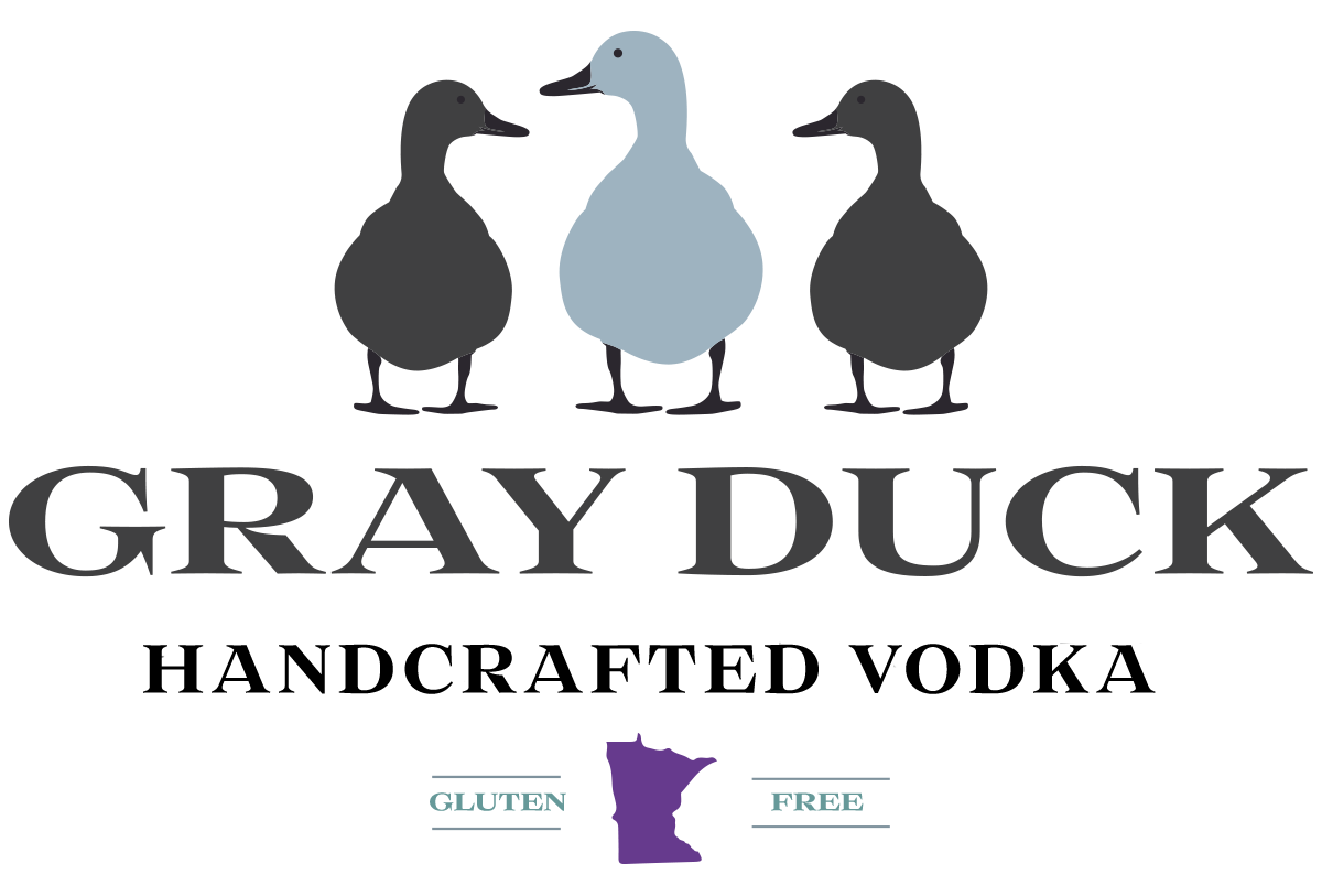 Gray Duck Vodka - Get the Duck Out