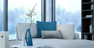 3M Home Window Film - Reduce Excessive Cold