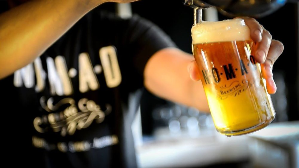 NOMAD Brewing Co. -