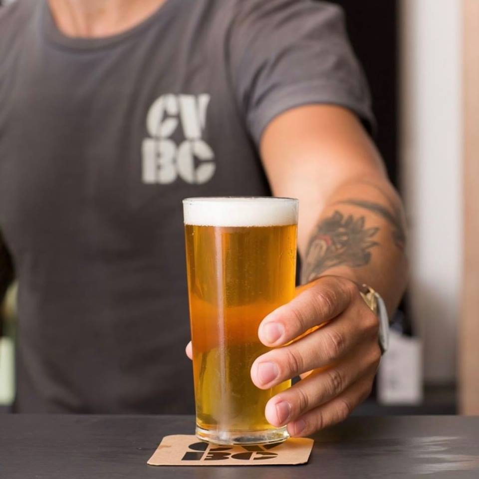 Clare Valley Brewing Company. - Brewer: Damian T.