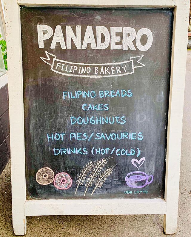 📣📣UPDATED OPENING HOURS!!! 🕰🕰 . . Monday-Friday 9:00am-6:30pm . Saturday 8:30am-6:30pm . Sunday 8:30am-6:00pm . . And #donut miss out our #donutoftheweek 😉🤗 . . #panaderofilipinobakerynz #panaderobakery #panaderobakerychch #christchurch #newzealand