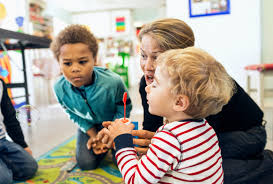 KINDER-CLUB - Ages 4-6 years, prepares children for school entrance readiness.
