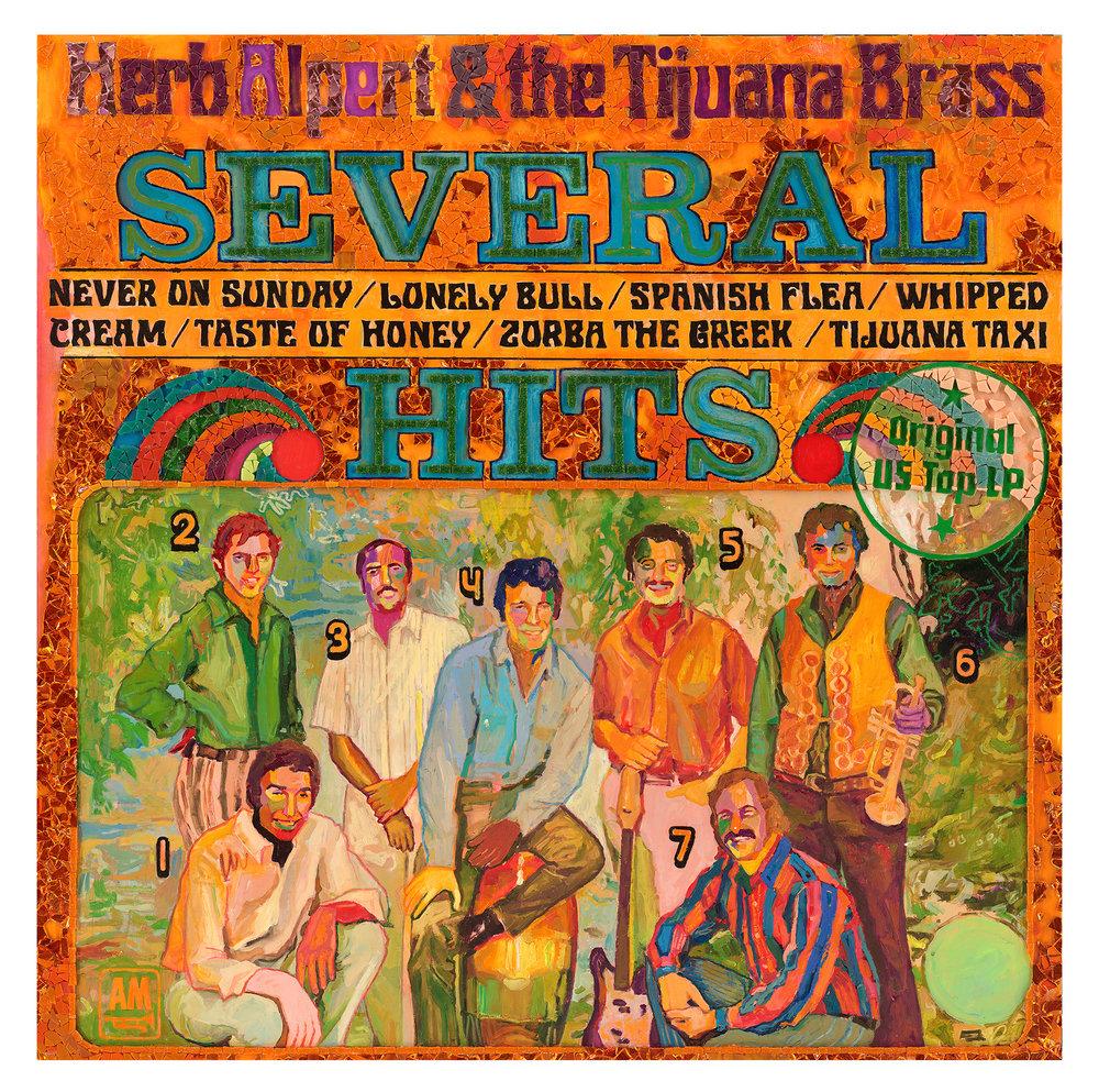 Several // Members of Herb Alpert and the Tijuana Brass +*