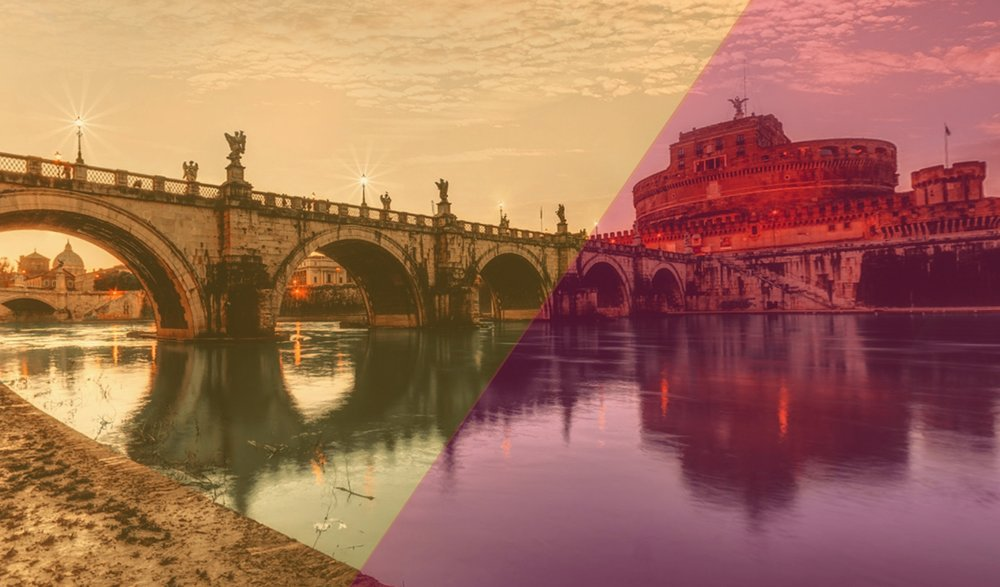 next retreat:pleasure in ROMA -