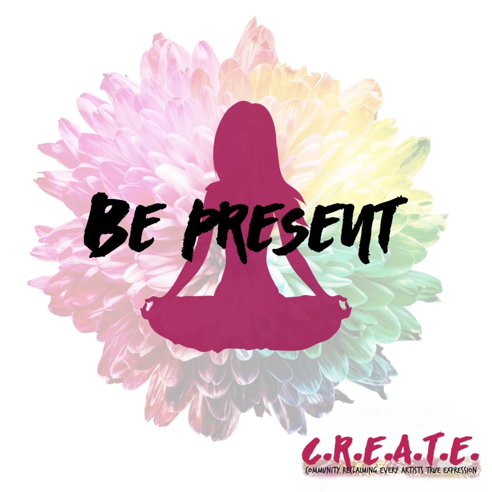 Be Present - $1.99 - Click Image To Purchase!