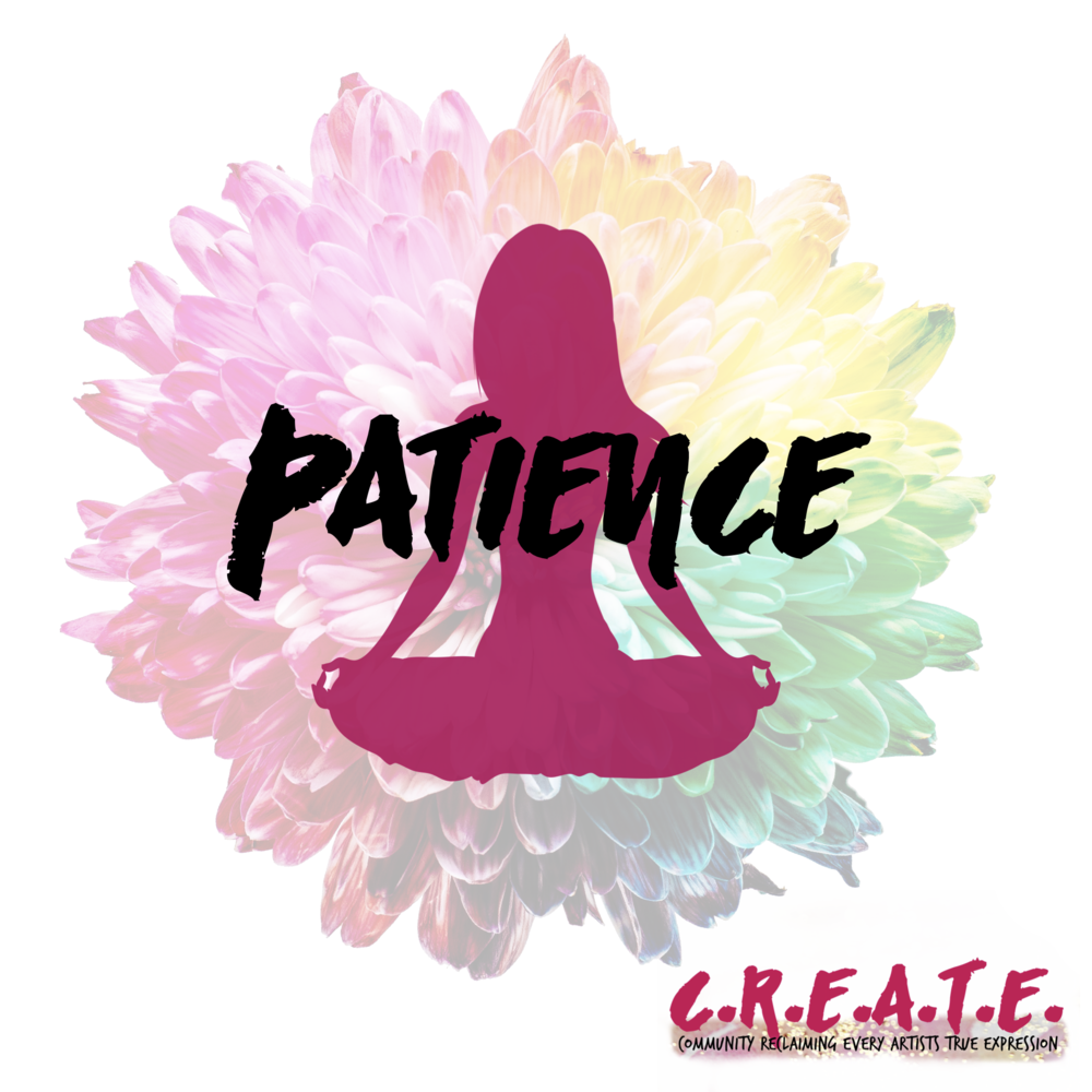Patience - $1.99 - Click Image To Purchase!